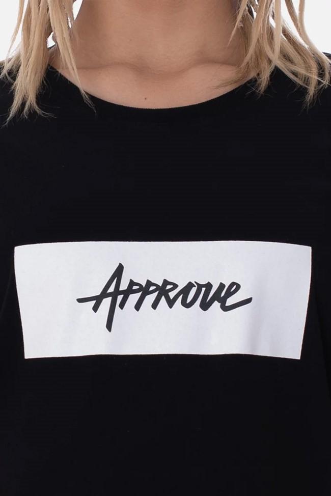 アプルーヴ Tシャツ クラシック ブラック